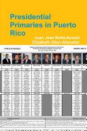 Presidential Primaries in Puerto Rico
