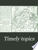 """Timely Topics"" by Henry Romaine Pattengill"
