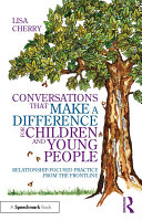 Conversations that Make a Difference for Children and Young People Pdf/ePub eBook