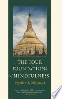 The Four Foundations of Mindfulness Book PDF