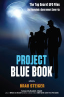 Project Blue Book Book