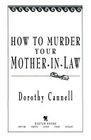 How to Murder Your Mother in law Book PDF
