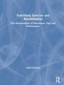 Functional Exercise And Rehabilitation Book PDF