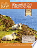 Esv Standard Lesson Commentary 2016 2017
