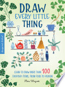 Inspired Artist  Draw Every Little Thing Book