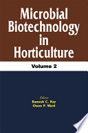Microbial Biotechnology in Horticulture Book