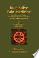 Integrative Pain Medicine Book