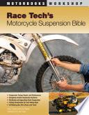 Race Tech S Motorcycle Suspension Bible