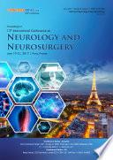 Proceedings of 13th International Conference on Neurology and Neurosurgery 2017