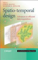 Spatio-temporal Design