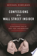 Confessions of a Wall Street Insider Book