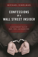 Pdf Confessions of a Wall Street Insider Telecharger