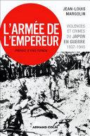 L'Armée de l'Empereur Pdf/ePub eBook
