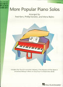 More Popular Piano Solos - Level 4 (Songbook)
