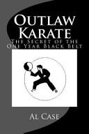 Outlaw Karate