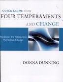Quick Guide to the Four Temperaments and Change