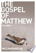 New Daily Study Bible The Gospel Of Matthew 1