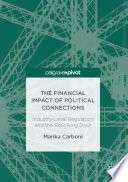 The Financial Impact of Political Connections