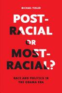 Post-Racial or Most-Racial? [Pdf/ePub] eBook