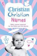 Christian Christian Names