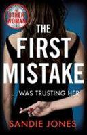 The First Mistake [Pdf/ePub] eBook