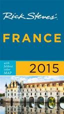 Rick Steves' 2015 France