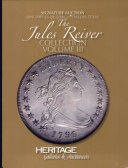 Heritage Coin Auction #390: The Jules Reiver Collection, Vol III
