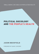 Political Sociology and the People s Health