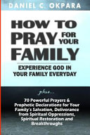How to Pray for Your Family