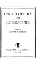 Encyclopedia of Literature