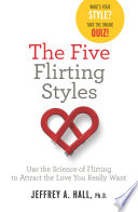 The Five Flirting Styles Book