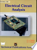 Electrical Circuit Analysis Book