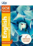 GCSE English Language and English Literature