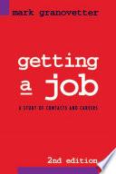 Getting a Job