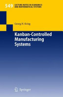Pdf Kanban-Controlled Manufacturing Systems Telecharger