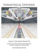 Symmetrical Universe Adult Coloring Book  2