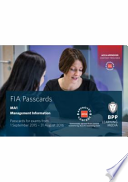 FIA Management Information MA1