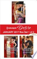 Harlequin Desire January 2017 Box Set 1 Of 2