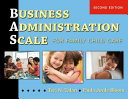 Business Administration Scale for Family Child Care (BAS), Second Edition