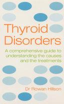 Thyroid Disorders Pdf/ePub eBook