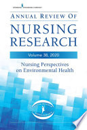 Annual Review Of Nursing Research Volume 38