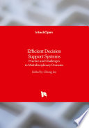 Efficient Decision Support Systems Book