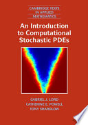 An Introduction To Computational Stochastic Pdes Book PDF