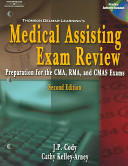 Thomson Delmar Learning's Medical Assisting Exam Review