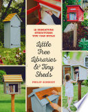 Little Free Libraries   Tiny Sheds
