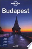 Guida Turistica Budapest Immagine Copertina