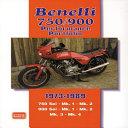 Benelli 750 900 Performance Portfolio 1973 1989
