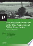 Groundwater Governance in the Indo-Gangetic and Yellow River Basins