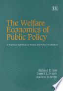 The Welfare Economics of Public Policy Book