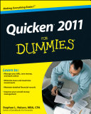 Quicken 2011 For Dummies